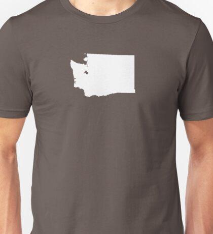 Washington Plain Unisex T-Shirt