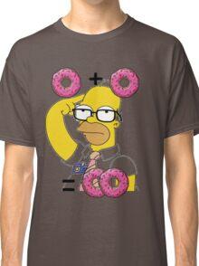 Homer Simpson - Donuts Classic T-Shirt
