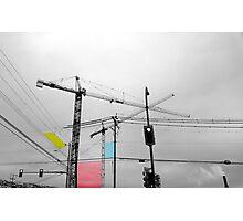 Industrial Evolution Photographic Print
