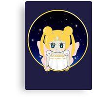 Chibi Moon Princess Canvas Print