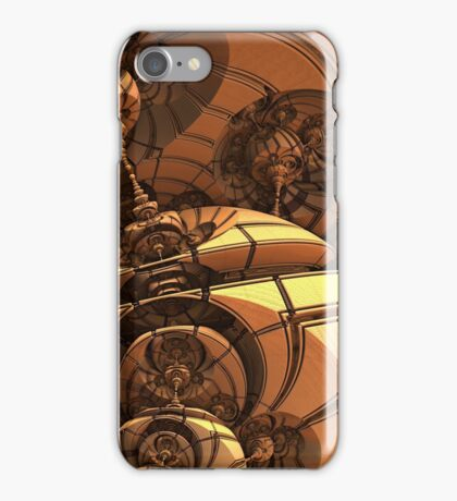 The Cogs are Still Turning iPhone Case/Skin