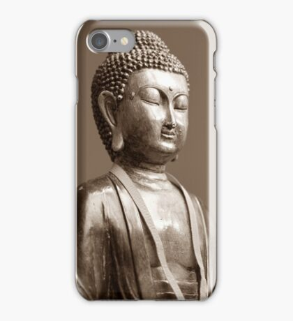 Resting Buddha iPhone Case/Skin