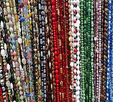 Marketplace Beads by reclaimedforyou