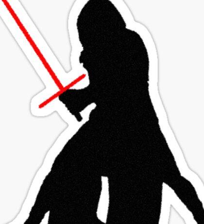 Star Wars - Jedi Killer Sticker