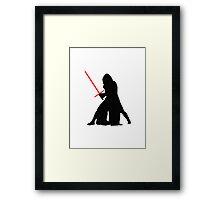 Star Wars - Jedi Killer Framed Print