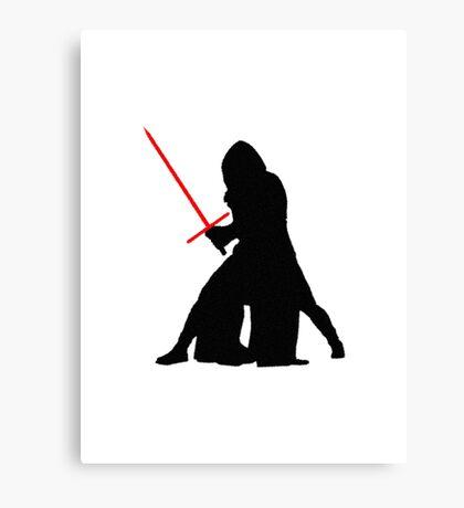 Star Wars - Jedi Killer Canvas Print