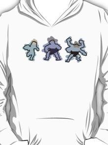 Machop trio T-Shirt
