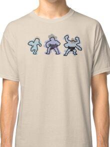 Machop trio Classic T-Shirt