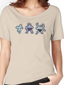 Machop trio Women's Relaxed Fit T-Shirt