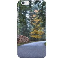 ...winter around the corner... iPhone Case/Skin