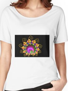 Crown of Paradise Women's Relaxed Fit T-Shirt