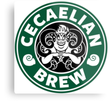 Cecaelian Brew Metal Print