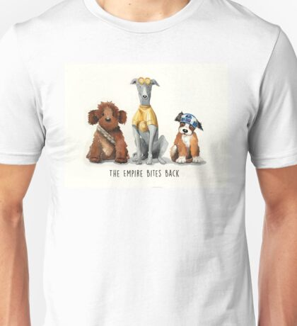 Rebel Dogs Unisex T-Shirt