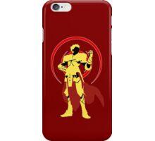 Fate Stay Night - Gilgamesh Silhouette iPhone Case/Skin
