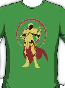 Fate Stay Night - Gilgamesh Silhouette T-Shirt