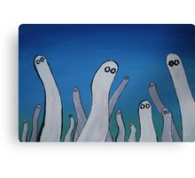 Ghosts Canvas Print