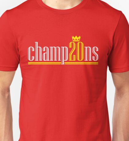 Champ20ns Unisex T-Shirt