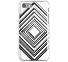 abstract rhombus pattern iPhone Case/Skin