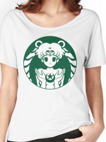 Moonbucks Women's Relaxed Fit T-Shirt