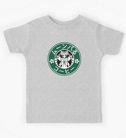 Moonbucks Coffee: Special Edition Kids Tee