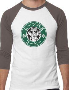 Moonbucks Coffee: Special Edition Men's Baseball ¾ T-Shirt