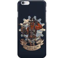 Inevitable Steampunk Version iPhone Case/Skin