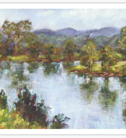 Hastings River, Wauchope Sticker