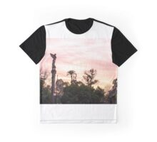 Leaving Earth  Graphic T-Shirt