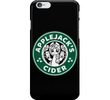 Applejack's Cider iPhone Case/Skin
