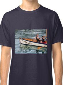 Black Ven Gig - Oars Up! Classic T-Shirt
