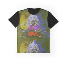 Vaporwave Anime Graphic T-Shirt