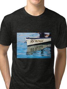 Revenge Gig  Tri-blend T-Shirt