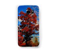 Autumn Tree Samsung Galaxy Case/Skin