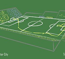 Goals In Motion: T Deeney v Leicester 2013  by AndersonDesign