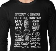 JOE KENDA Long Sleeve T-Shirt