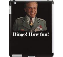 Bingo! How fun! iPad Case/Skin