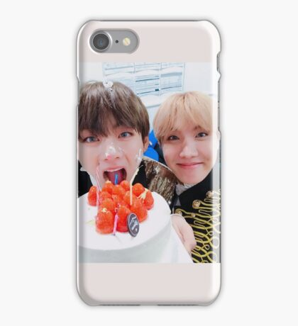 BTS V & J-HOPE iPhone Case/Skin