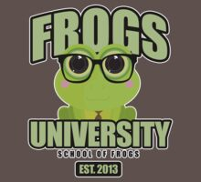 Frogs University 2 Kids Clothes