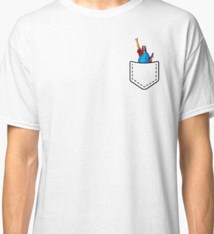 Jesus In My Pocket Classic T-Shirt