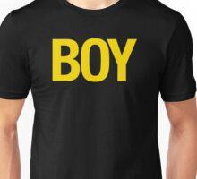 BOY logo Unisex T-Shirt