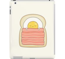 bed and breakfast iPad Case/Skin