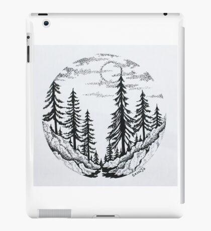 Moon Forest iPad Case/Skin