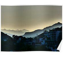 morning atmosphere - ambiente en la mañana Poster