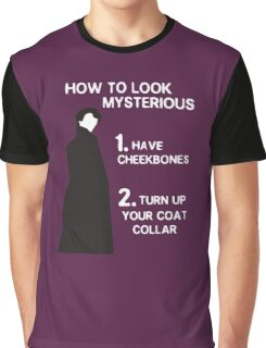 HOW TO LOOK MYSTERIOUS Graphic T-Shirt