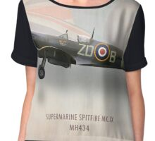 Supermarine Spitfire Mk.IX MH434 Chiffon Top