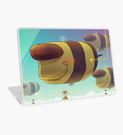 Bee Laptop Skin