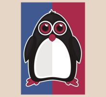 Penguin - Retro T-Shirt
