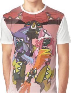 Tapus Pokemon Graphic T-Shirt