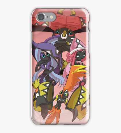 Tapus Pokemon iPhone Case/Skin