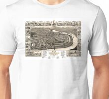 Holyoke - Massachusetts - 1881 Unisex T-Shirt